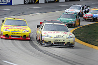 30 March - 1 April, 2012, Martinsville, Virginia USA.Ryan Newman, Dave Blaney .(c)2012, Scott LePage.LAT Photo USA