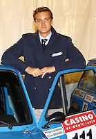 Pierre Casiraghi participates at 17th Monte-Carlo Historical Rallye