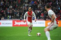 VOETBAL: AMSTERDAM: 16-04-2017, AJAX - SC Heerenveen, uitslag 5 - 1, Hakim Ziyech, ©foto Martin de Jong