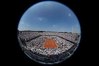AMBIENCE<br /> <br /> Tennis - French Open 2014 -  Toland Garros - Paris -  ATP-WTA - ITF - 2014  - France <br /> 31st  May 2014. <br /> <br /> &copy; AMN IMAGES