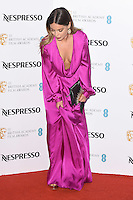 Louise Thompson at the 2017 BAFTA Film Awards Nominees party held at Kensington Palace, London, UK. <br /> 11 February  2017<br /> Picture: Steve Vas/Featureflash/SilverHub 0208 004 5359 sales@silverhubmedia.com