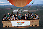 20100912 September 12 Cairns Hot Air Ballooning