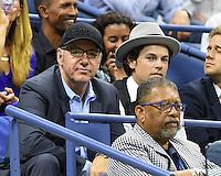 FLUSHING NY- AUGUST 30: Kevin Spacey seen Serena Williams Vs Ekaterina Kakarova on Arthur Ashe Stadium at the USTA Billie Jean King National Tennis Center on August 30, 2016 in Flushing Queens. Credit: mpi04/MediaPunch