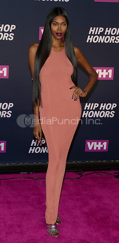 New York, NY July 11: Jessica White attends the VH1 Hip Hop Honors: All Hail The Queens at David Geffen Hall on July 11, 2016 in New York City.@John Palmer / Media Punch