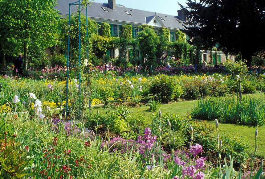 claude monet giverny eure normandy paris france europe claude - Country Home And Garden