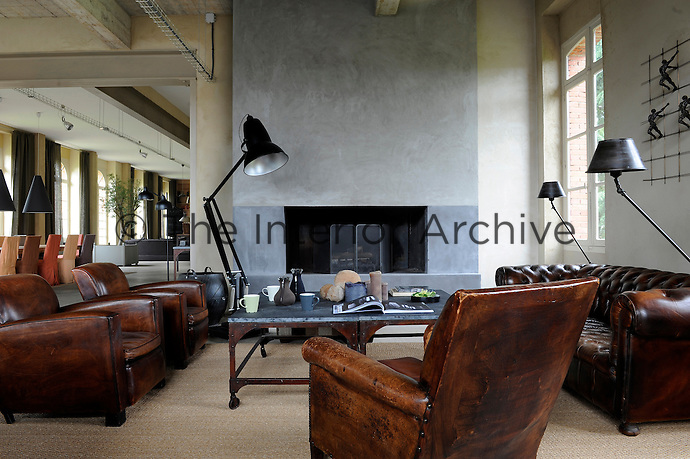 Nicolas Tosi The Interior Archive