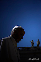 Pope Francis special Jubilee Audience at Saint Peter's Square at the Vatican on June 18, 2016
