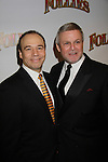 Opening Night -  Danny Brustein and Ron Raines star in Follies, a James Goldman & Stephen Sondheim's classic musical on September 12, 2011 at the Marquis Theatre, New York City, New York. (Photo by Sue Coflin/Max Photos