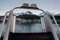Aboard Gill Netter Paradigm Shift, Cordova, Alaska, US
