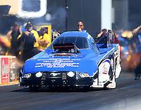 Jul 30, 2016; Sonoma, CA, USA; NHRA funny car driver Gary Densham during qualifying for the Sonoma Nationals at Sonoma Raceway. Mandatory Credit: Mark J. Rebilas-USA TODAY Sports