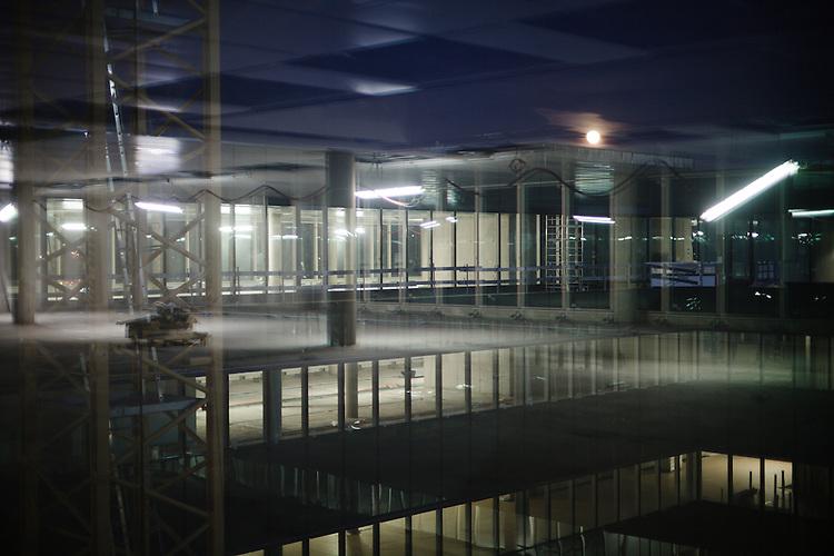 Cantiere nuova sede diesel new diesel headquarters for Diesel headquarters breganze
