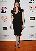 CENTURY CITY, CA, USA - MAY 02: Clementine Ford at the 21st Annual Race To Erase MS Gala held at the Hyatt Regency Century Plaza on May 2, 2014 in Century City, California, United States. (Photo by Celebrity Monitor)