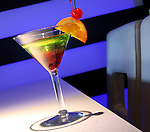 The Plaid Martini at Level.(Jodi Miller/Alive)
