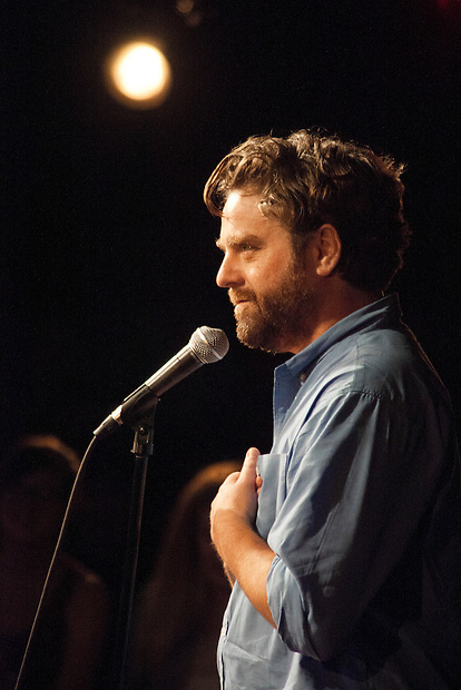 Zach Galifianakis - Whiplash - July 23, 2012 -  UCB, NY
