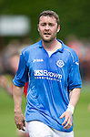 Aberdeen v St Johnstone...28.06.15  Glebe Park, Brechin..Pre-Season Friendly<br /> Tam Scobbie<br /> Picture by Graeme Hart.<br /> Copyright Perthshire Picture Agency<br /> Tel: 01738 623350  Mobile: 07990 594431