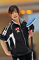 Yui Sato (Nayoro Association),..FEBRUARY 10, 2011 - Curling : The 28th Zennou Japan Curling Championship at Sunpillar Park curling hall, Hokkaido, Japan. (Photo by Jun Tsukida/AFLO SPORT)[0003]