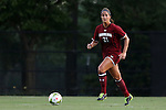 14 August 2014: South Carolina's Andie Romness. The Duke University Blue Devils hosted the University of South Carolina Gamecocks at Koskinen Stadium in Durham, NC in a 2014 NCAA Division I Women's Soccer preseason match. Duke won the exhibition 2-0.