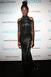 Model Madisin Rian Attends The Museum of Contemporary African Diasporan Arts (MoCADA) celebrate its 16th anniversary of serving the community through the arts with its 2nd annual MoCADA Masquerade Ball Held at Brooklyn Academy of Music (BAM) Lepercq Ballroom