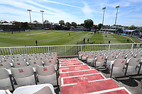 General view of the ground during Essex Eagles vs Sussex Sharks, Royal London One-Day Cup Cricket at The Cloudfm County Ground on 10th May 2017