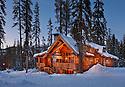 Sugar Bowl Ski Area Residence.Faulkner Architects