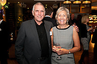 All smiles from Bill Turner and Helen Jones of BDO LLP