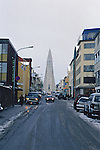 Hallgrimskirkia Church