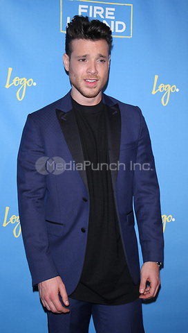 NEW YORK, NY April 20, 2017 Jorge Bustillos, attend Logo's Fire Island Premiere Party  at Atlas Social Club  in New York April 20,  2017. Credit:RW/MediaPunch