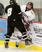 Alex McRae (Army - 8), Nathan Sinz (Colgate - 24) - The host Colgate University Raiders defeated the Army Black Knights 3-1 in the first Cape Cod Classic on Saturday, October 9, 2010, at the Hyannis Youth and Community Center in Hyannis, MA.