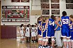 NAUGATUCK, CT- 02 JAN 06- 010207JT20- <br /> Girls basketball Naugatuck vs. Seymour Tuesday at Naugatuck. Seymour won 41-44.<br /> Josalee Thrift Republican-American