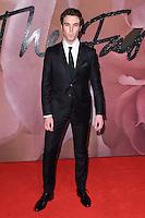 Tom Hughes at the Fashion Awards 2016 at the Royal Albert Hall, London. December 5, 2016<br /> Picture: Steve Vas/Featureflash/SilverHub 0208 004 5359/ 07711 972644 Editors@silverhubmedia.com