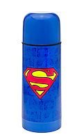 Superman Flask - Jan 2013.
