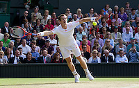 Andy Murray..Tennis - Grand Slam - The Championships Wimbledon - AELTC - The All England Club - London - Fri July 6th 2012. .© AMN Images, 30, Cleveland Street, London, W1T 4JD.Tel - +44 20 7907 6387.mfrey@advantagemedianet.com.www.amnimages.photoshelter.com.www.advantagemedianet.com.www.tennishead.net