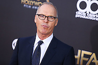 HOLLYWOOD, LOS ANGELES, CA, USA - NOVEMBER 14: Michael Keaton arrives at the 18th Annual Hollywood Film Awards held at the Hollywood Palladium on November 14, 2014 in Hollywood, Los Angeles, California, United States. (Photo by Xavier Collin/Celebrity Monitor)