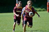 American Ambassador&rsquo;s Sevens Upper Hutt Team at Porirua 6/10/2012<br /> Photos by Masanori Udagawa<br /> www.photowellington.photoshelter.com
