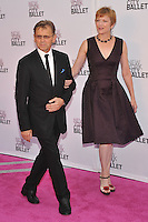 New York, NY- September 20: Mikhail Baryshnikov, Lisa Rinehart attends the New York City Ballet 2016 Fall Gala at David H. Koch Theater at Lincoln Center on September 20, 2016 in New York City@John Palmer / Media Punch