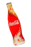 Coca Cola Limited Edtion Christmas Bottle - 2011