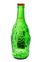 Bottle of Lucky Buddha Beer - Nov 2013.
