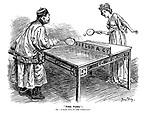 """"""" Ping Pong"""" Or, """"A game that he DOES understand."""""""