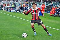 Pescara - Milan 0 - 4