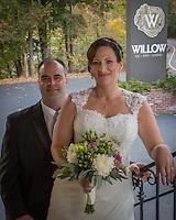 Jenn & Dan's Wedding at Willow Restaurant iin Pittsburgh, PA on October 11, 2014.
