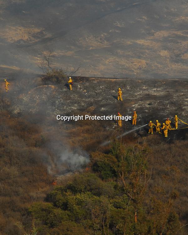 Stock Photos Firefighting Wildfires