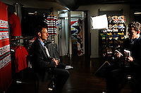 Jurgen Klinsmann Reception and Interview