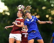 Duke at Arkansas Women's Soccer 8/26/16