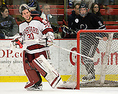 Raphael Girard (Harvard - 30) - The Harvard University Crimson defeated the visiting Bentley University Falcons 5-0 on Saturday, October 27, 2012, at Bright Hockey Center in Boston, Massachusetts.