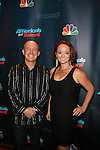 AGT Contestant AeroSphere Aerial Balloon Show At America's Got Talent Post Show Red Carpet at Radio City Music Hall, NY