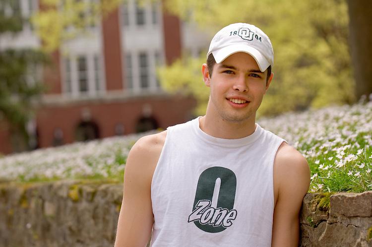 Campus..Pete Fedoron