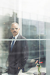 Portrait : Eric Holder for The Wall Street Journal