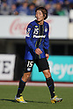 Koki Fujiharu (Gamba), NOVEMBER 26, 2011 - Football / Soccer : 2011 J.LEAGUE Division 1 between Gamba Osaka 1-0 Vegalta Sendai at Expo'70 Commemorative Stadium, Osaka, Japan. (Photo by Akihiro Sugimoto/AFLO SPORT) [1080]