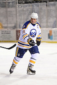 Danny Gare (18) during The Frozen Frontier Buffalo Sabres vs. Rochester Amerks Alumni Game at Frontier Field on December 15, 2013 in Rochester, New York.  (Copyright Mike Janes Photography)