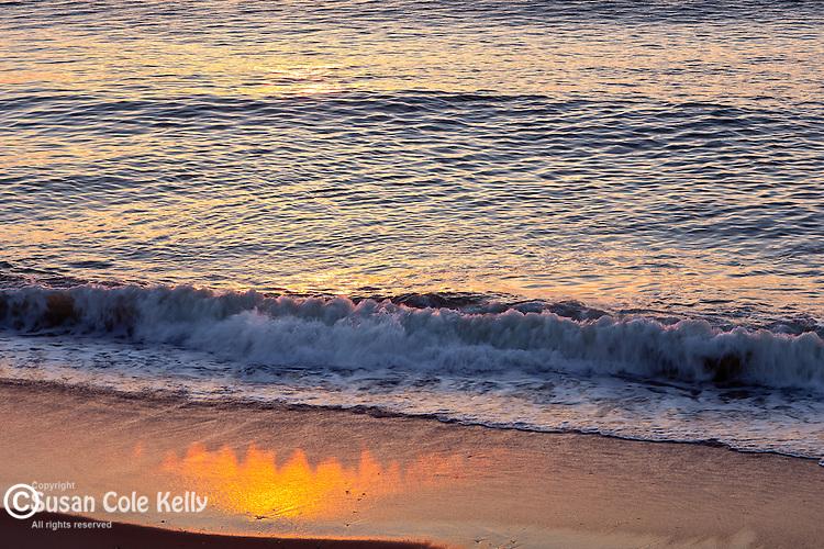 Sunrise at Marconi Beach, Cape Cod National Seashore, Wellfleet, MA, USA